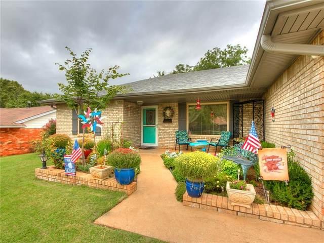 1103 N Rosebrier Drive, Guthrie, OK 73044 (MLS #929456) :: Homestead & Co