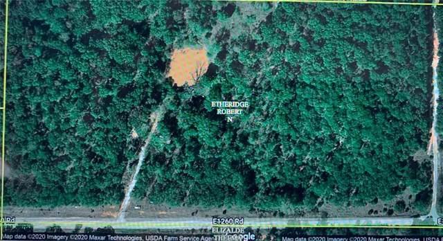 31566 Rattlesnake Road, Macomb, OK 74852 (MLS #929458) :: Homestead & Co