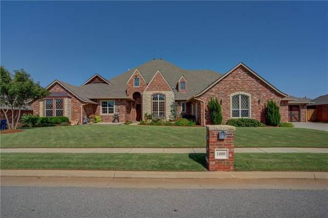 14608 Yorkshire Lane, Oklahoma City, OK 73142 (MLS #929467) :: Keri Gray Homes