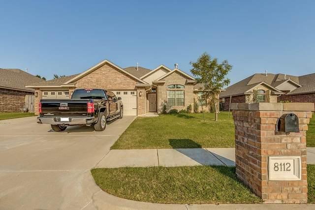 8112 Kaden Road, Oklahoma City, OK 73132 (MLS #929495) :: ClearPoint Realty