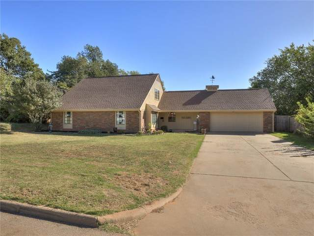 408 N 5th Street, Weatherford, OK 73096 (MLS #929497) :: Homestead & Co