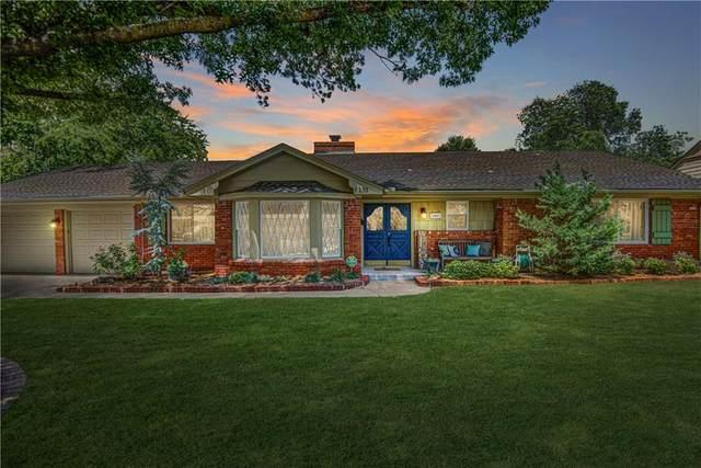 1321 Brighton Avenue, Oklahoma City, OK 73120 (MLS #929506) :: Homestead & Co