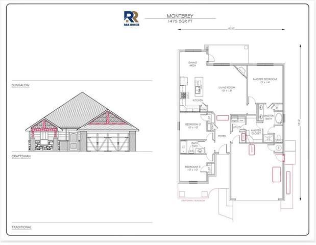 1317 NW 12TH Street, Newcastle, OK 73065 (MLS #929532) :: Erhardt Group at Keller Williams Mulinix OKC