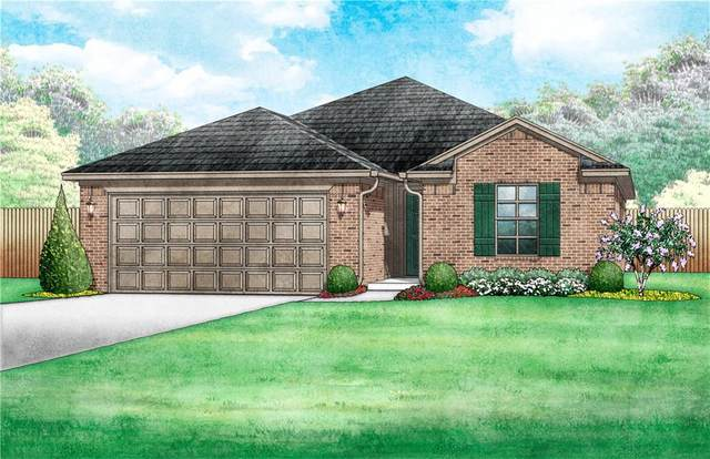 609 Blue Fish Court, Norman, OK 73069 (MLS #929533) :: Homestead & Co