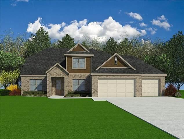 14625 Lockton Drive, Jones, OK 73049 (MLS #929544) :: Keri Gray Homes