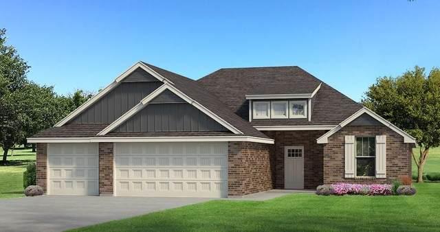 8317 Poplar Drive, Edmond, OK 73034 (MLS #929582) :: The UB Home Team at Whittington Realty