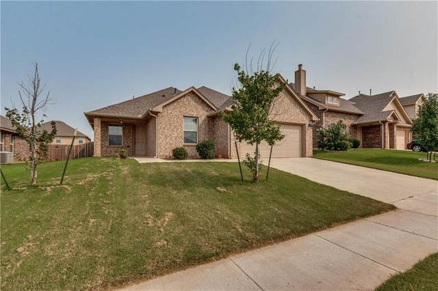 7321 NW 149th Street, Oklahoma City, OK 73142 (MLS #929587) :: Homestead & Co