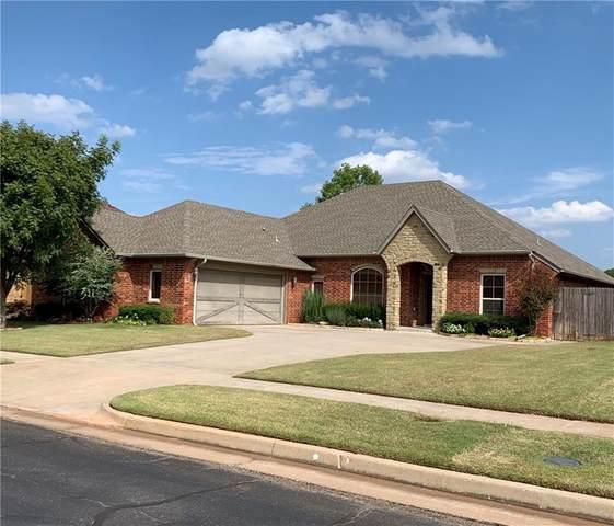 15712 Wild Creek Drive, Edmond, OK 73013 (MLS #929594) :: Homestead & Co