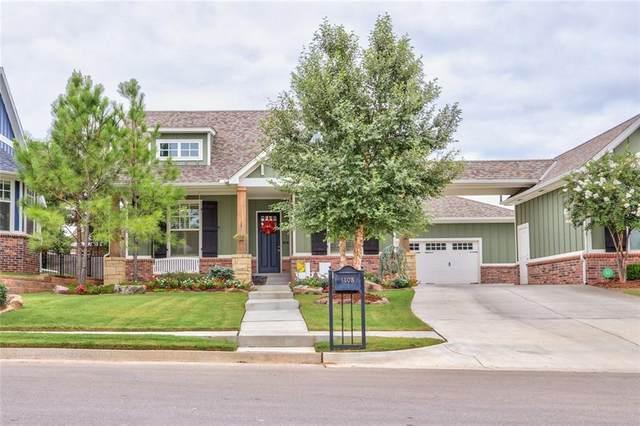 1408 Boathouse Road, Edmond, OK 73034 (MLS #929600) :: ClearPoint Realty