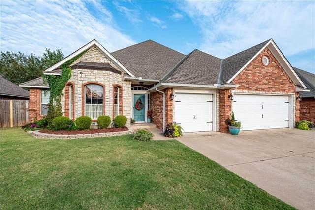 15108 Summit Parke Drive, Edmond, OK 73013 (MLS #929610) :: Homestead & Co