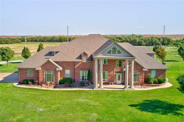 6988 NW Richland Road, Piedmont, OK 73078 (MLS #929613) :: Keri Gray Homes