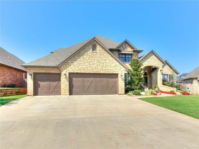 617 Idabel Bridge Circle, Edmond, OK 73034 (MLS #929652) :: Homestead & Co