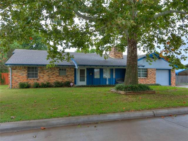 500 S 10th Street, Yukon, OK 73099 (MLS #929655) :: Homestead & Co