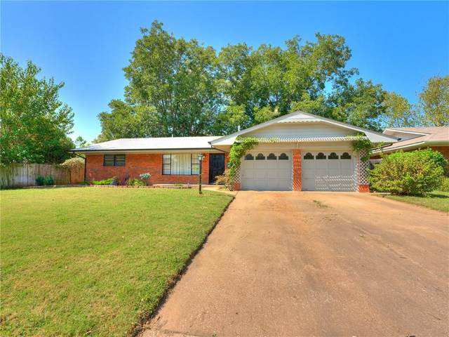 306 Forest Drive, Norman, OK 73069 (MLS #929659) :: Homestead & Co