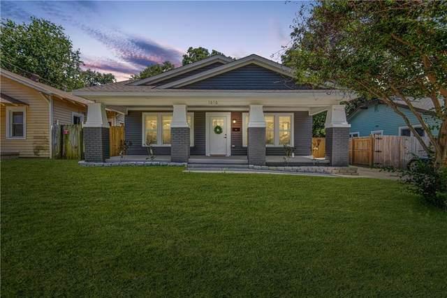1616 NW 15th Street, Oklahoma City, OK 73106 (MLS #929717) :: Homestead & Co