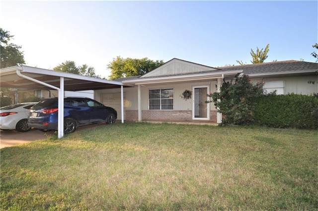 1633 NE 5th Street, Moore, OK 73160 (MLS #929729) :: Erhardt Group at Keller Williams Mulinix OKC