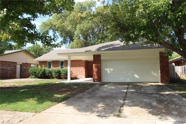 1504 Northcliff Avenue, Norman, OK 73071 (MLS #929731) :: The Oklahoma Real Estate Group