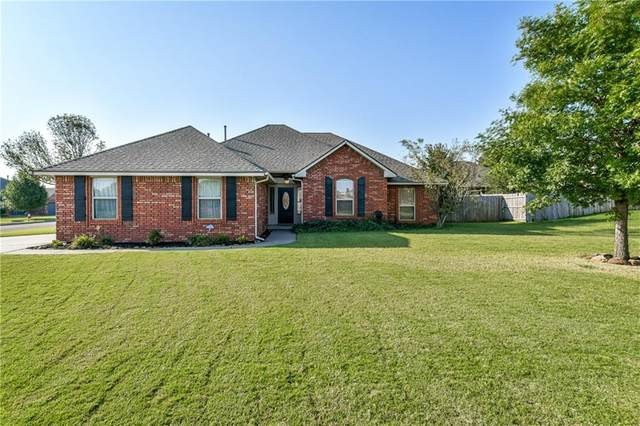916 Lincoln Avenue, Piedmont, OK 73078 (MLS #929734) :: Homestead & Co