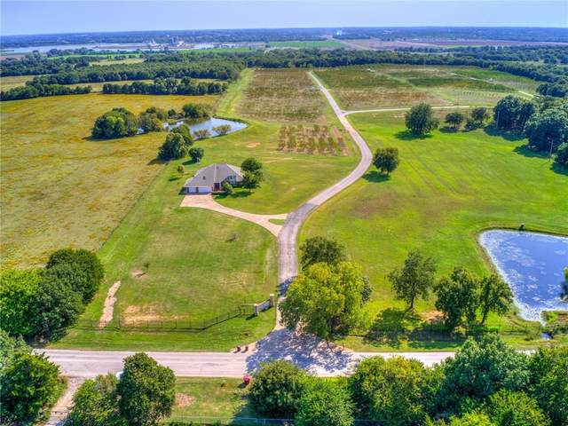 19300 NE 63rd Street, Harrah, OK 73045 (MLS #929736) :: Homestead & Co