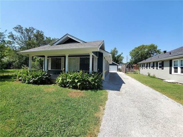 1006 N Mckinley Avenue, Shawnee, OK 74801 (MLS #929745) :: Homestead & Co