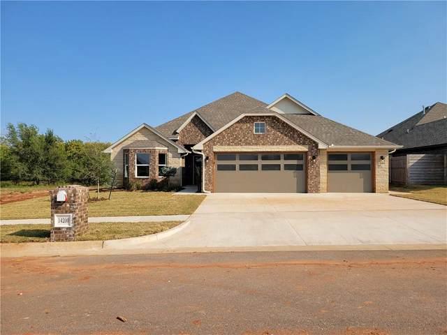 14200 Center Village Way, Oklahoma City, OK 73078 (MLS #929747) :: KG Realty