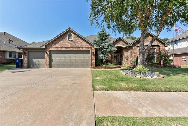 14617 Fossil Creek Lane, Oklahoma City, OK 73134 (MLS #929751) :: Homestead & Co
