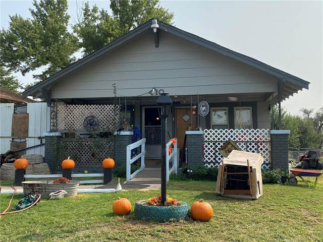 410 W Pine Avenue, Sayre, OK 73662 (MLS #929761) :: Keri Gray Homes