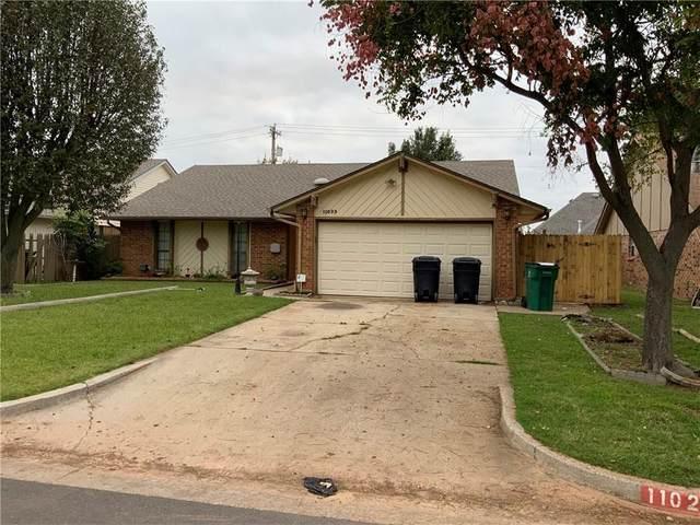 11025 N Eagle Street, Oklahoma City, OK 73162 (MLS #929766) :: Homestead & Co