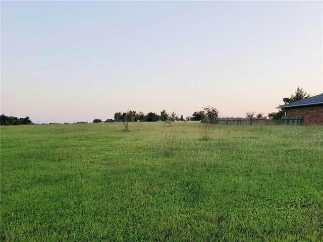 491 Hardesty Drive, Shawnee, OK 74804 (MLS #929778) :: Homestead & Co