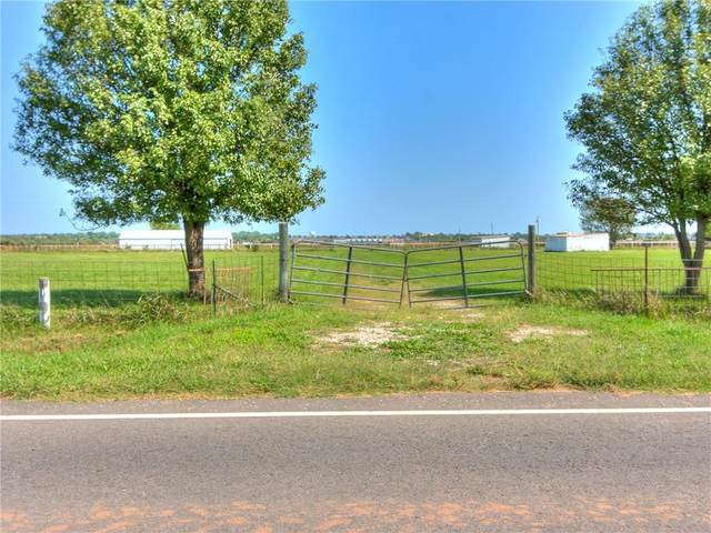 NW 60th Avenue, Norman, OK 73072 (MLS #929793) :: Homestead & Co