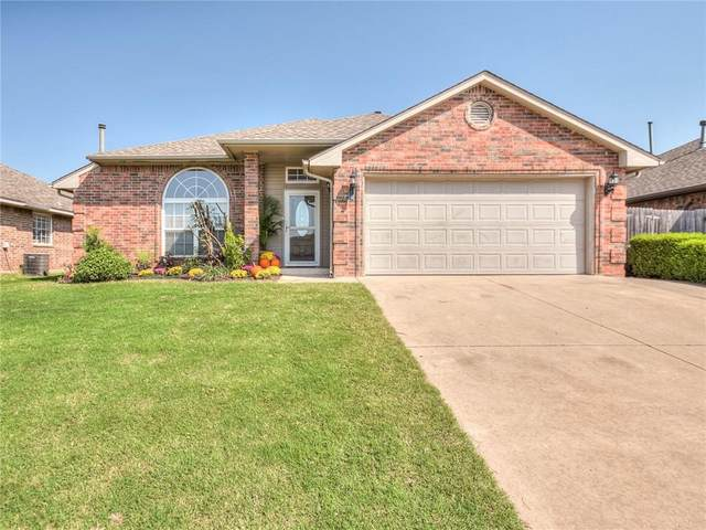 4008 Green Apple Drive, Moore, OK 73160 (MLS #929798) :: The Oklahoma Real Estate Group