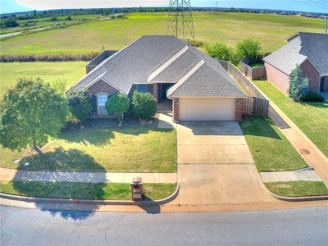 8004 NW 158th Street, Edmond, OK 73013 (MLS #929800) :: The Oklahoma Real Estate Group
