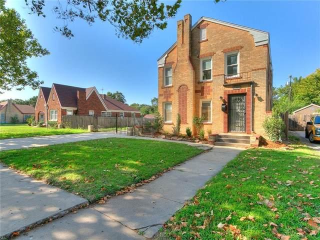 1317 Westwood Boulevard, Oklahoma City, OK 73108 (MLS #929818) :: Homestead & Co
