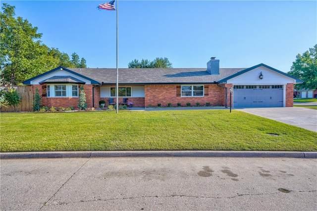4828 NW 65th Street, Oklahoma City, OK 73132 (MLS #929826) :: Keri Gray Homes