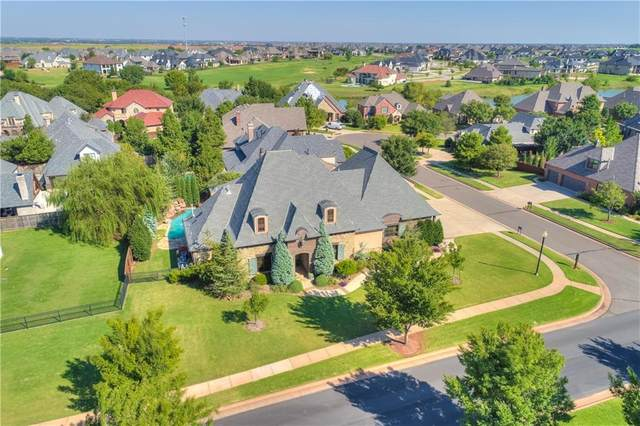 17201 Fox Prowl Lane, Edmond, OK 73012 (MLS #929833) :: The Oklahoma Real Estate Group