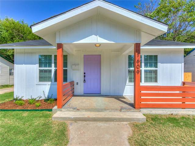 1609 NE 14th Street, Oklahoma City, OK 73117 (MLS #929835) :: Homestead & Co