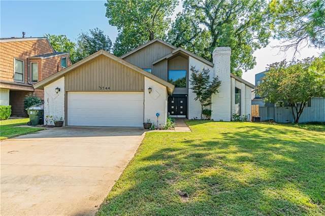 3744 Cedar Ridge Drive, Norman, OK 73072 (MLS #929845) :: Erhardt Group at Keller Williams Mulinix OKC