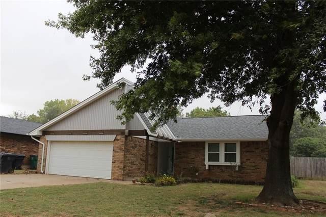 1401 S Softwind Avenue, Oklahoma City, OK 73128 (MLS #929856) :: Keri Gray Homes