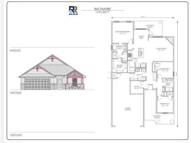 1116 Vermont Avenue, Newcastle, OK 73065 (MLS #929857) :: Erhardt Group at Keller Williams Mulinix OKC