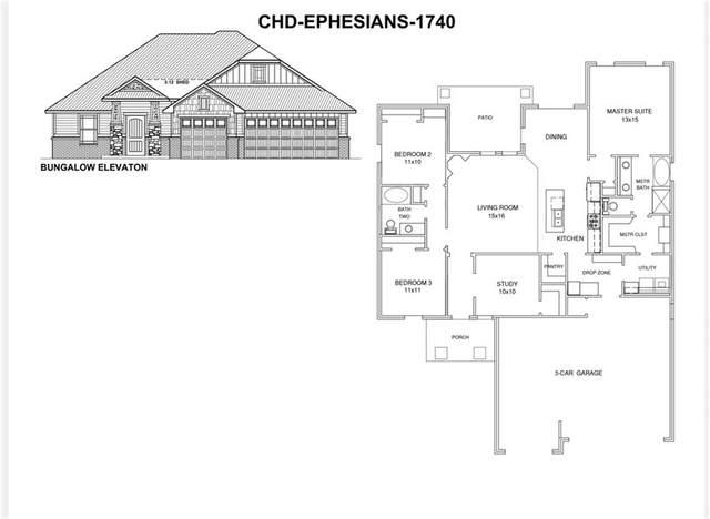 1013 Vermont Avenue, Newcastle, OK 73065 (MLS #929869) :: Erhardt Group at Keller Williams Mulinix OKC