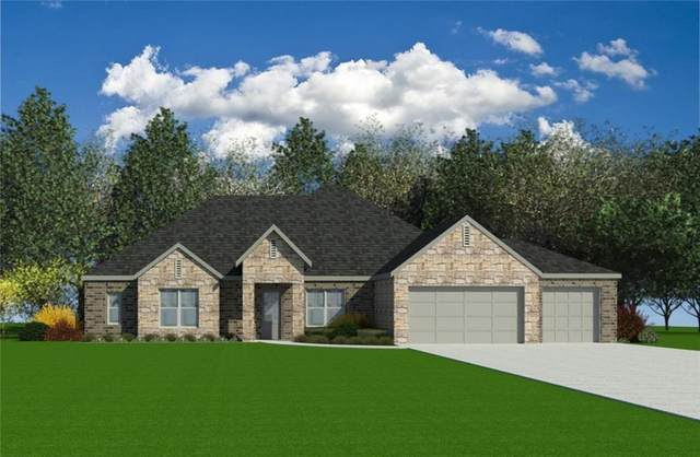 14817 Daventry Drive, Jones, OK 73049 (MLS #929878) :: Keri Gray Homes