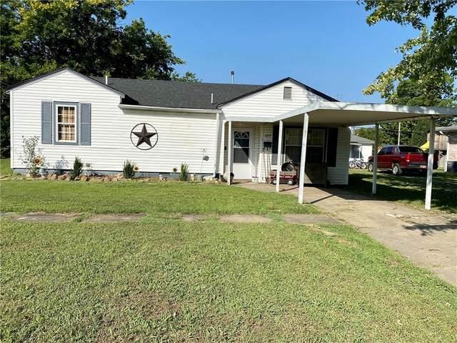 507 N 3rd Street, Okemah, OK 74859 (MLS #929889) :: Homestead & Co