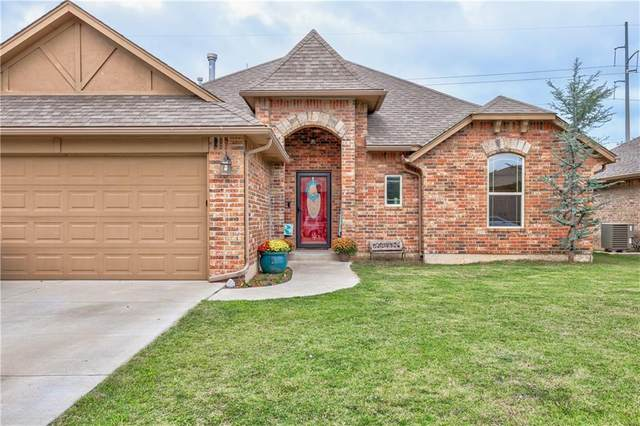 517 Beechwood Way, Moore, OK 73160 (MLS #929892) :: Keri Gray Homes
