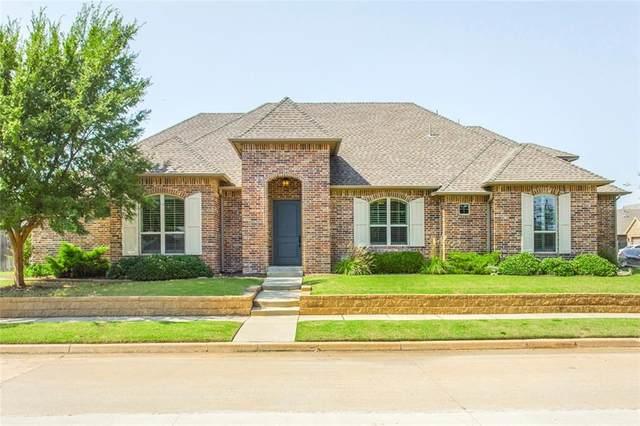 3000 Sunset Lane, Oklahoma City, OK 73120 (MLS #929905) :: Erhardt Group at Keller Williams Mulinix OKC