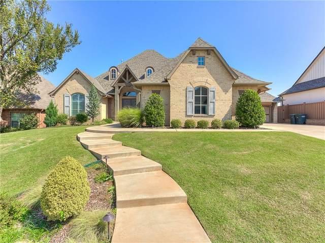 3216 Hillside Drive, Edmond, OK 73012 (MLS #929909) :: Keri Gray Homes