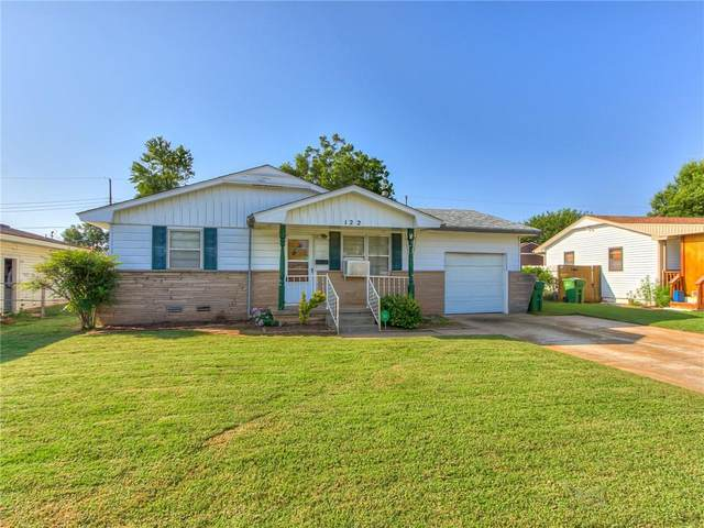 122 Dianna Drive, Yukon, OK 73099 (MLS #929927) :: Homestead & Co