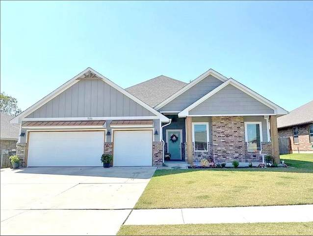1516 SE 6th Street, Moore, OK 73160 (MLS #929937) :: Keri Gray Homes
