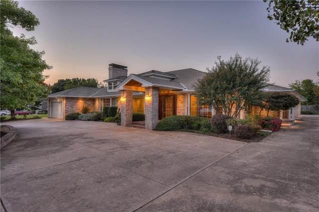 1509 Glenbrook Drive, Oklahoma City, OK 73118 (MLS #929951) :: Homestead & Co