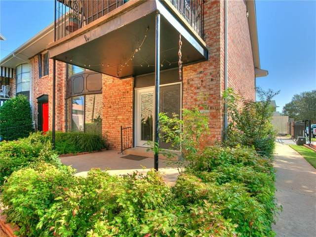 2529 NW 62nd Street #121, Oklahoma City, OK 73112 (MLS #929989) :: ClearPoint Realty