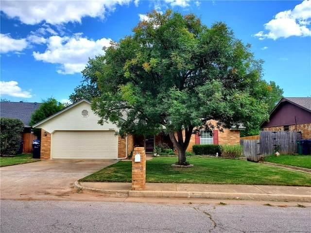 18412 Scarlet Oak Lane, Edmond, OK 73012 (MLS #930016) :: ClearPoint Realty